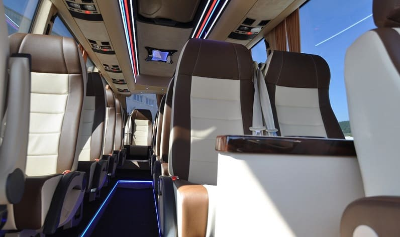 Poland: Coaches charter in Lesser Poland in Lesser Poland and Olkusz